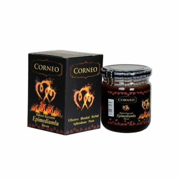 Corneo honey for married couples - order 2 and 3 for free
